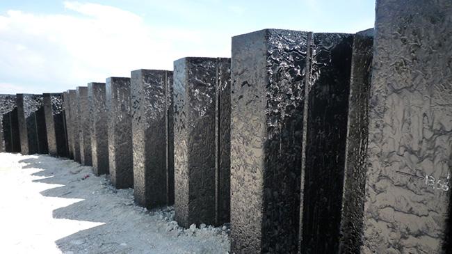 koudgewalste damwanden