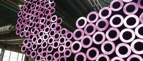 Industriële en mechanische toepassingen - Stalen buis