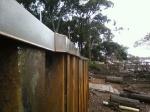 PVC Damwand