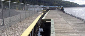 Stalen damwand Bulkhead - Gales Ferry CT