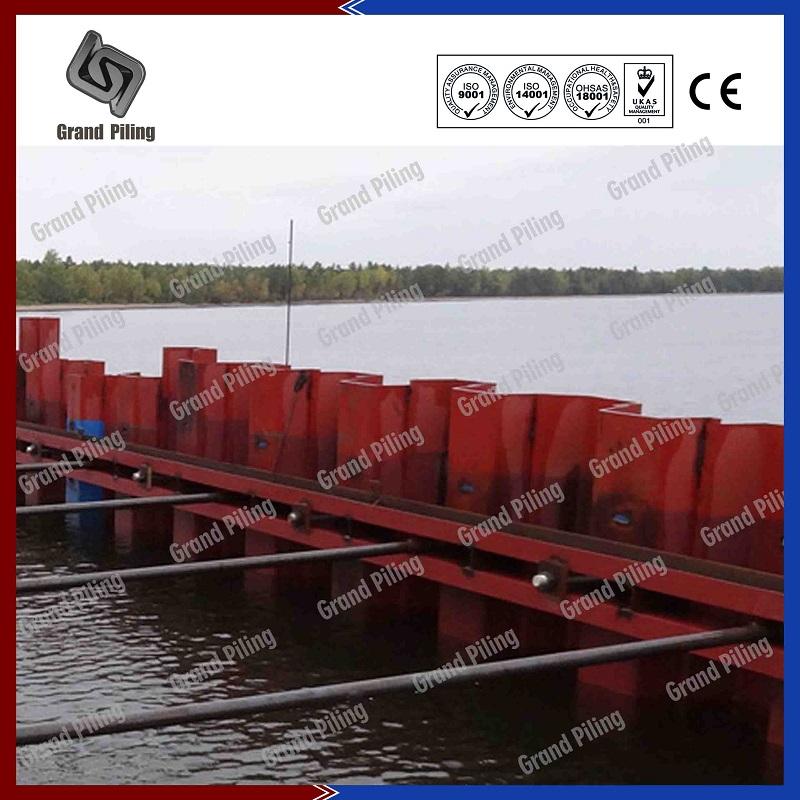 Damwand Accessoires Projecten