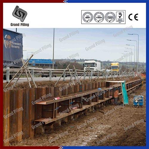 Infrastructuurbouw, Amsterdam, Nederland
