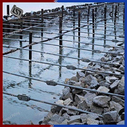 Dock constructie Hedland haven, Australië